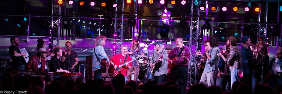 Thursday night finale on Cayamo Music Cruise January 2015