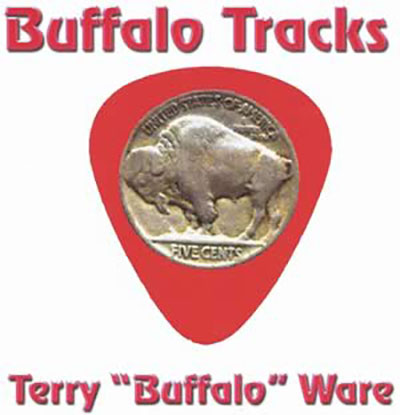Buffalo Tracks cover