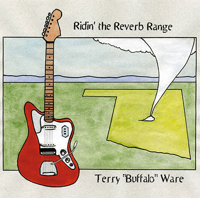Ridin the Reverb Range cover